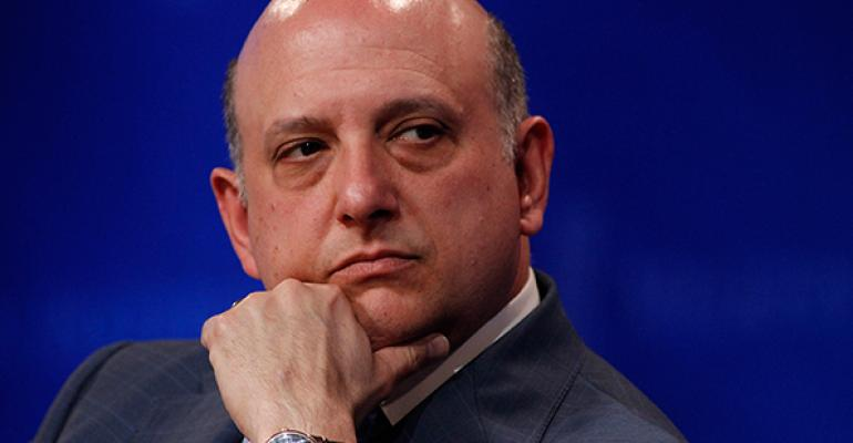 The Daily Brief: Lawsuit: Schorsch Accused of Cooking ARCP's Books