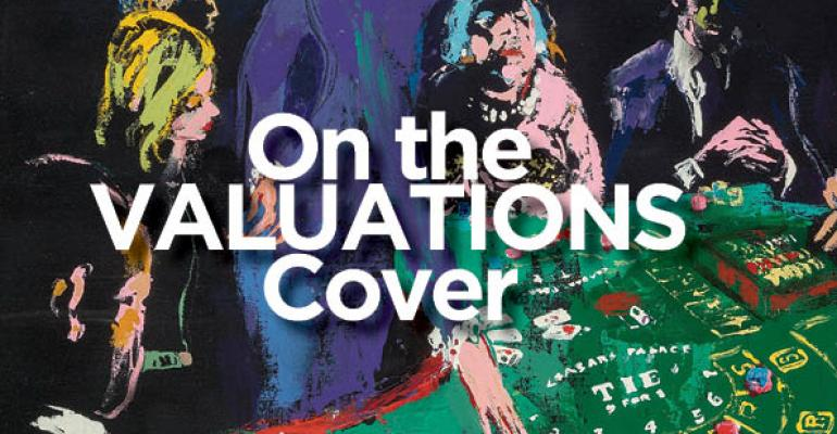 On The Cover: Valuations 2015
