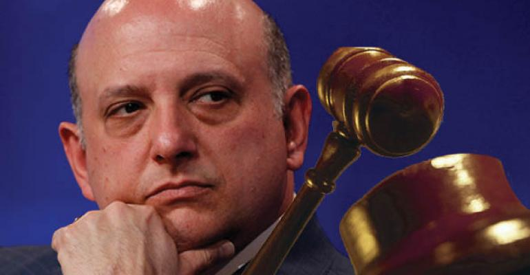 "RCAP Calls Allegations Against Schorsch ""Unfounded"""