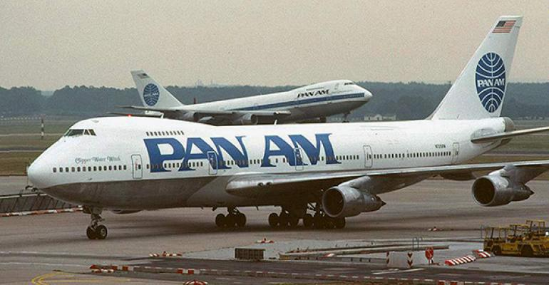 Between 1912 and 1995 29 percent of the 100 most successful companies went bankrupt and 48 percent disappeared including Pan Am