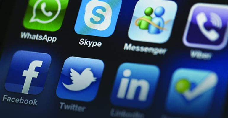 The Most Influential Brokerages on Social Media