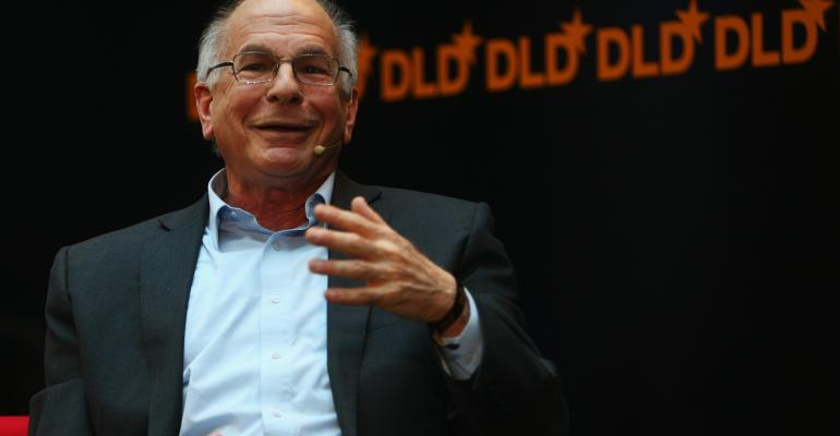 People should be more concerned with their wealth not thinking in terms of losing their wealth Daniel Kahneman told advisors at the IMCA 2015 New York Consultants Conference