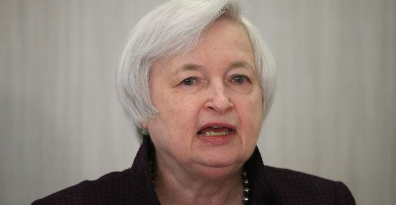 Yellen's Becoming More Aggressive On Fed Funds Rate Hike