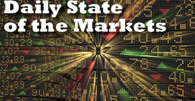 Daily State Of The Markets: Wait... Did He Really Say QE?