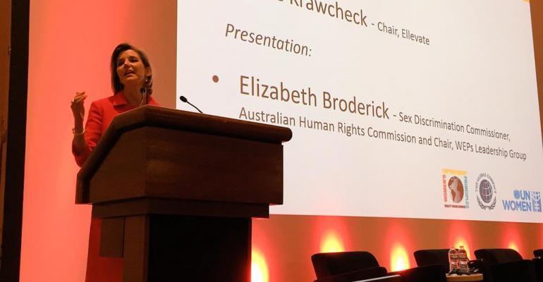 Krawcheck: Savings Crisis a Gender Crisis