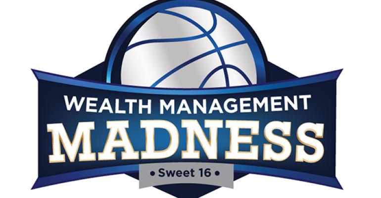 Wealth Management Madness 2015: Round 1 Recap