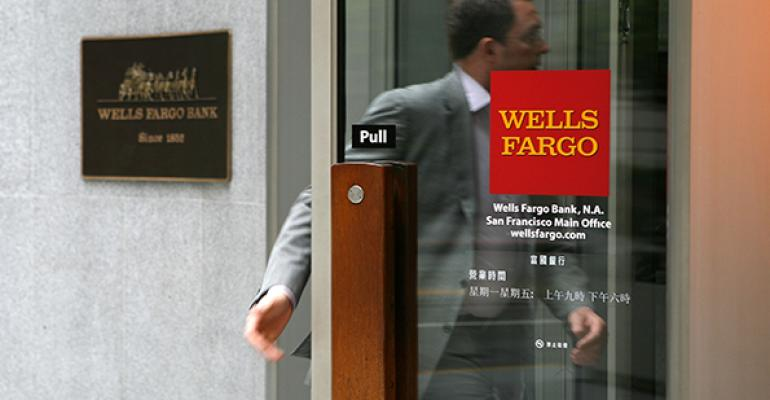 Under the new program Wells Fargo will enroll about 120 to 150 advisors a month from across the firmrsquos banking brokerage and independent brokerdealer channels