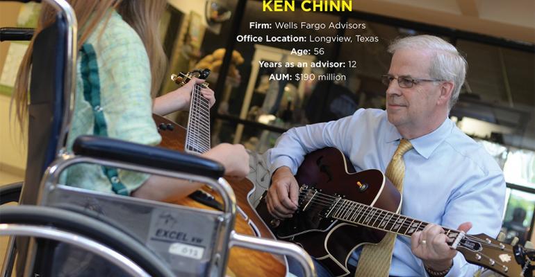 Advisors With Heart Awards 2015: Ken Chinn