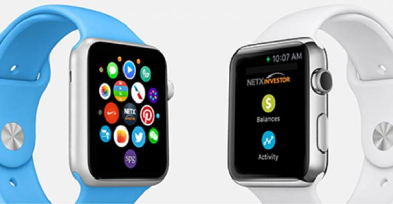 Three Financial Service Apps Available For Apple Watch