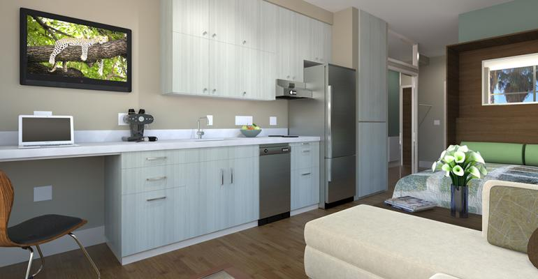 The Rise of Micro-Unit Apartments