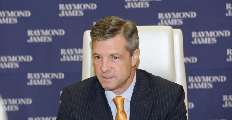 DOL Rule, Anti-Money Laundering Top Priorities for Raymond James