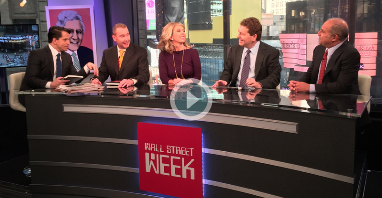 Wall Street Week Returns