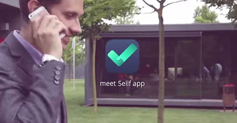 App Review: Keeping Track All By Your Sellf