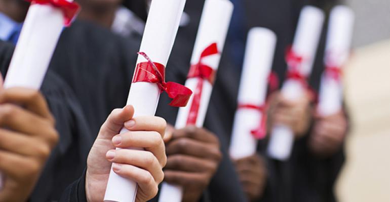 Diplomas Without Debt
