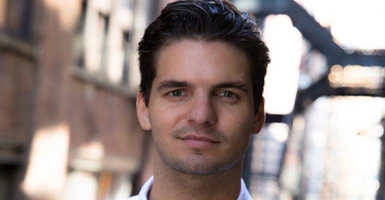 Vestorly CoFounder and CEO Justin Wisz
