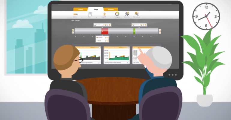 Advicent Brings Financial Planning Software to the U.S.