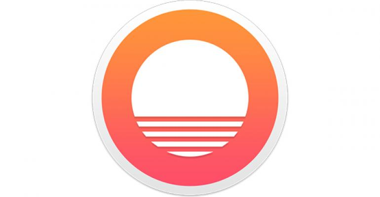 App Review: Take in the Sunrise