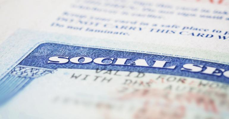 Children's Social Security Benefits and the Maximum Family Benefit: Part 1
