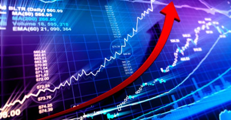 Markets Push Rise In Wealth; New Money Is Scarce