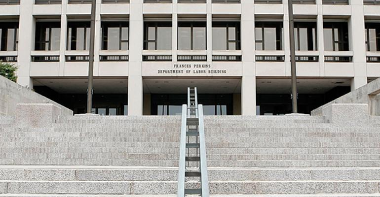 SIFMA: DOL Fiduciary Rule To Cost Firms Over $5 Billion