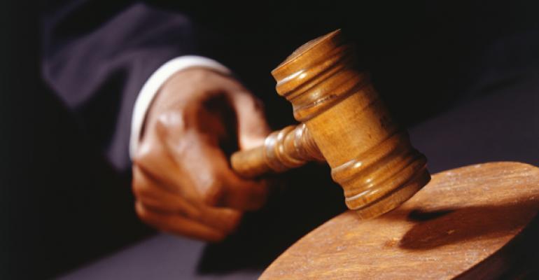 D.C. Judge Tosses Advisors' Suit Against CFP Board