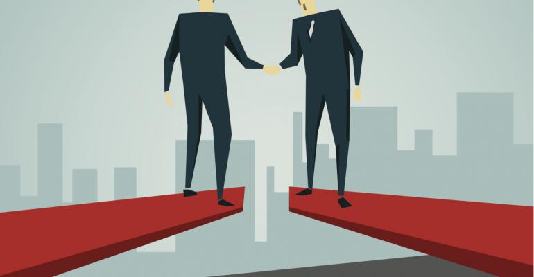 When Two Firms Become One