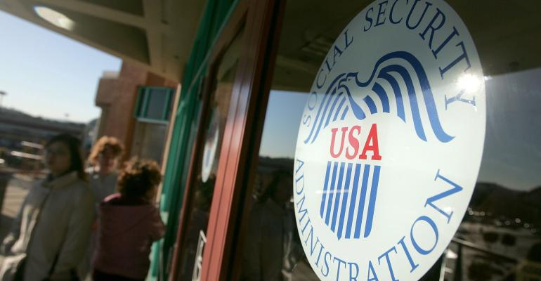 Social Security Big Opportunity for Advisors