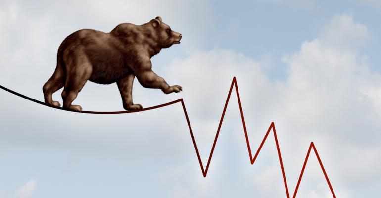 Traditional vs Alternative Assets in Five Bear Markets