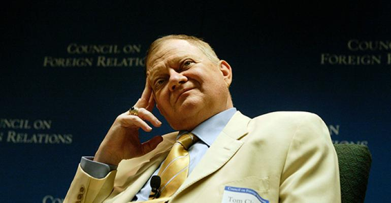 Tom Clancy's Widow Wins Opening Round of Estate Battle Without Remorse