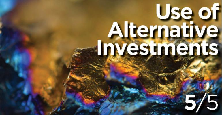 Part 5: Putting Alternative Investments to Work