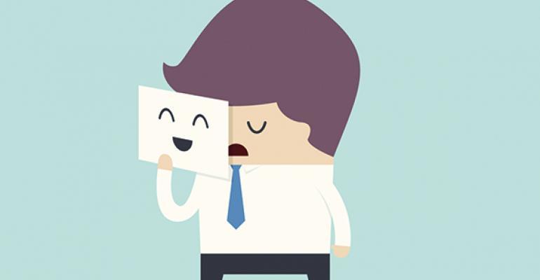 Happy Advisors Are Better