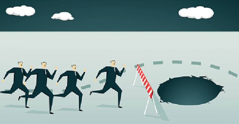 Stumbling Towards a Team