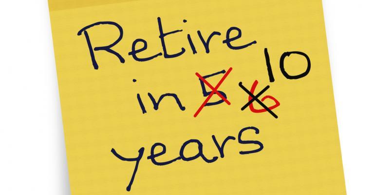 Latest College Grads Won't Retire Until 75