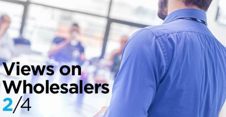 Part 2: Wholesalers Have Some Say