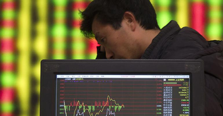 Fund Managers Face a Little Trouble With Big China