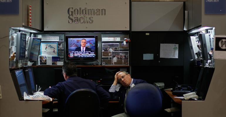 Thank Advisors for Goldman's New ETFs