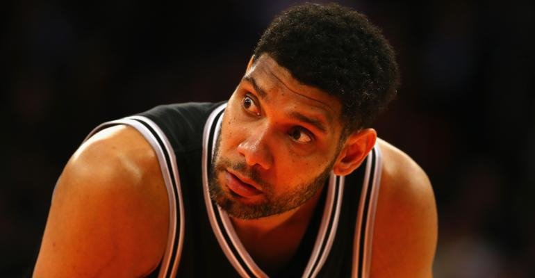 Tim Duncan Sues Financial Advisor Again