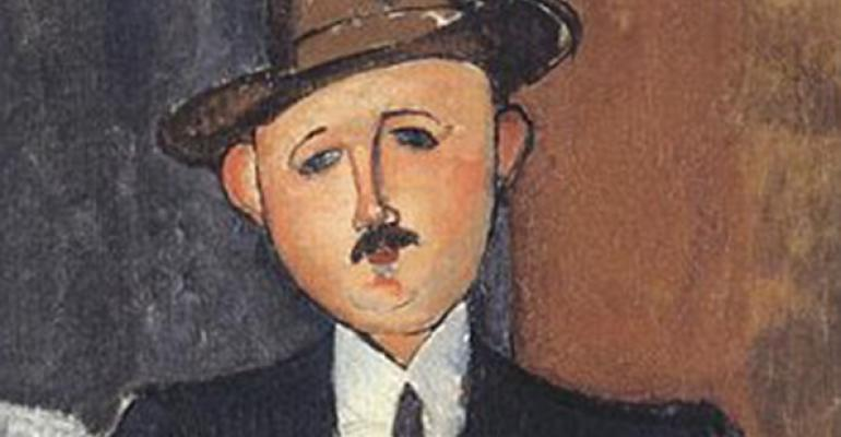 Estate Seeks Return of a Nazi Seized Modigliani