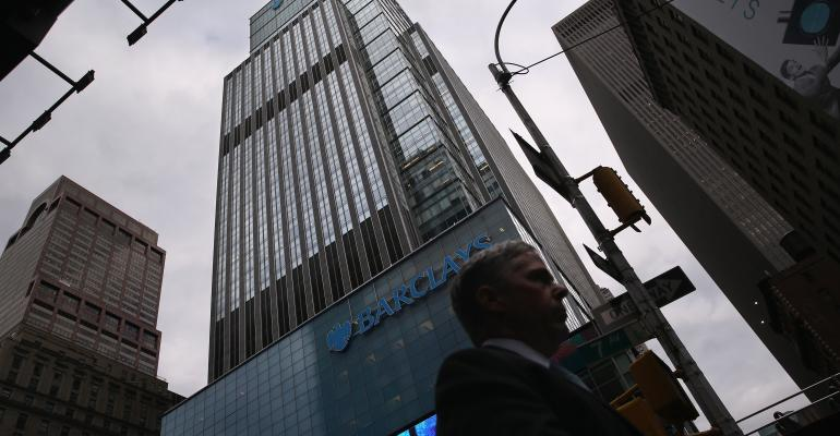 Barclays to Pay $13.75 Million for Mutual Fund Failures