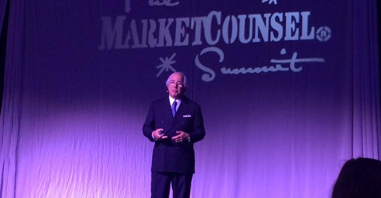 There are easy ways to help prevent identity theft Frank Abagnale told advisors at the MarketCounsel Summit in Miami