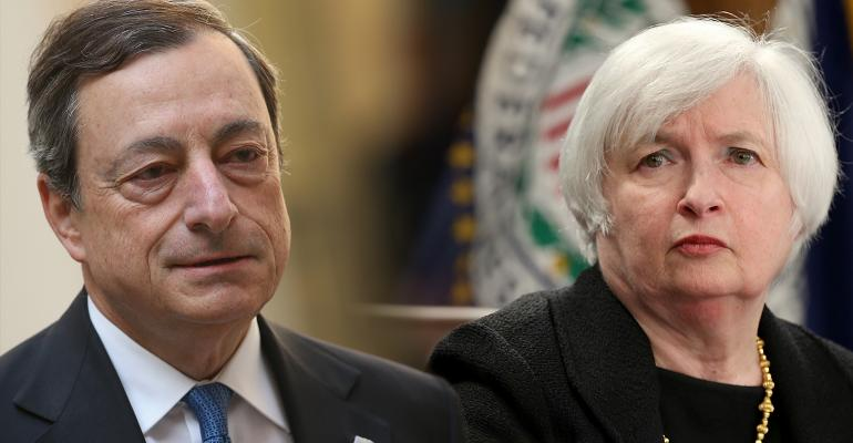 Waiting for Janet Yellen and Mario Draghi