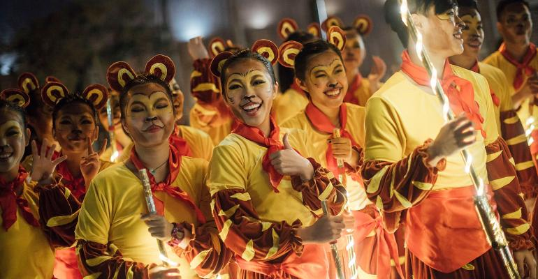 What the Lunar New Year Means for Stocks - No Monkeying Around