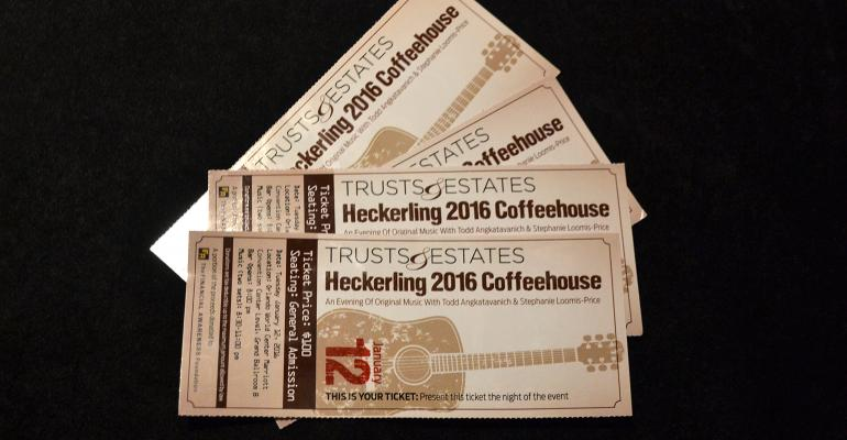 A View from the Audience at Heckerling (2016): Part I