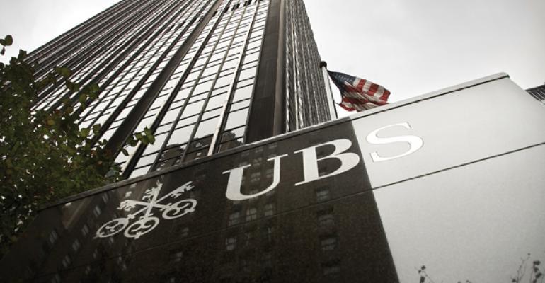UBS Wealth Profits in U.S. Sink 94 Percent