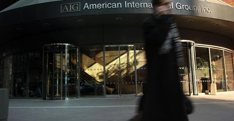 AIG CEO Says MetLife 'Too Big to Fail' Ruling an Opportunity