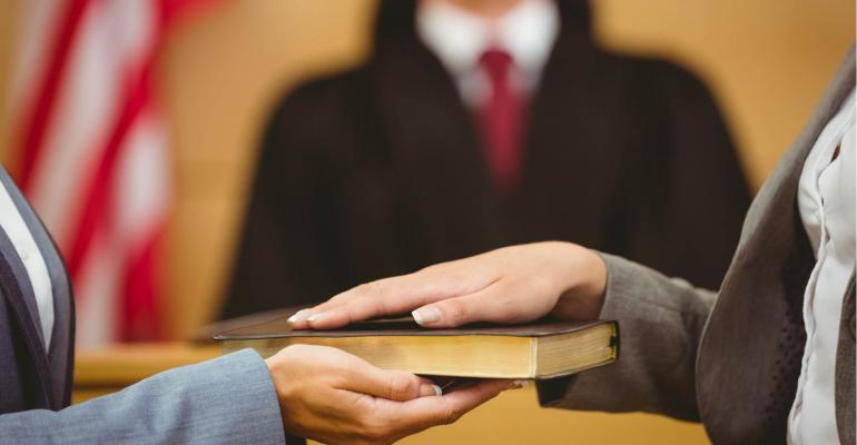 Lessons Learned From an Expert Witness