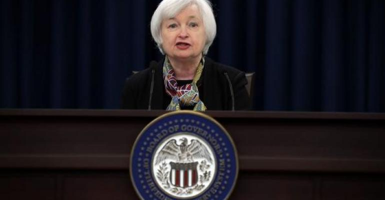 The Federal Reserve signaled a slower pace to benchmark interest rate increases this week