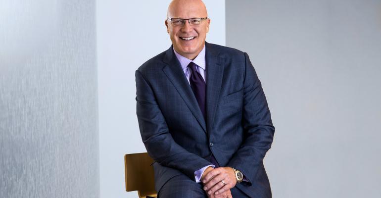 Tom Sagissor will serve as president of RBC Wealth Management