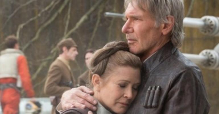 Family Drama in a Galaxy Far, Far Away
