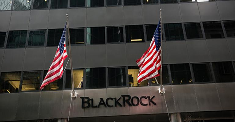 BlackRock Profit Falls 20 Percent as Market Volatility Curbs Fees